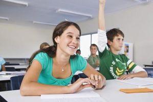 Hvordan hjelpe tenåringer Be Quiet klasse