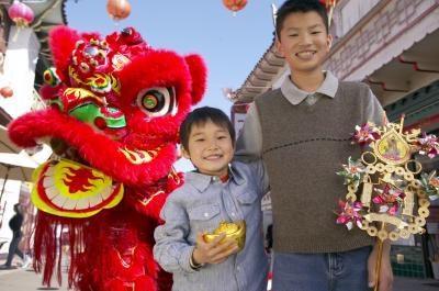 Kinesisk nyttår Musikk Typer