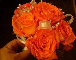 Simple Wedding Bouquet Ideer