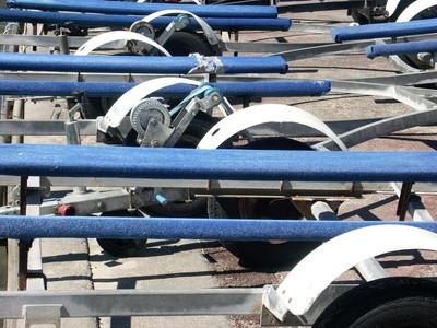 Hvordan taue en båt med FJ Cruiser