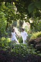 Steder å gifte seg i Smokey Mountains