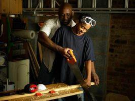 Hvordan bygge en Wood Box Car