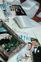 Hvordan Sett et bryllup sammen i tre måneder