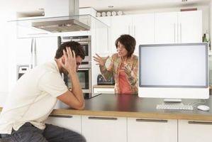 Intervensjon strategier for Ekteskapelig misbruk