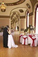 Steder å gjøre bryllupet