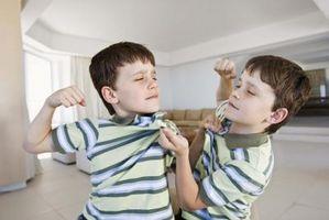 Måter for barn å takle konflikter