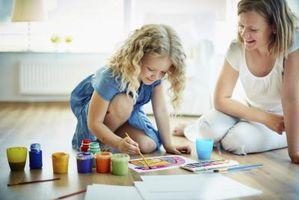Stadier av Child Art Development