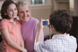 Student Gaver til besteforeldre