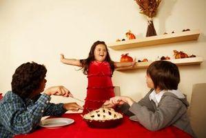 Thanksgiving Desserter for Kids