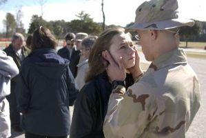 Marine Corps bryllupsfeiring ideer