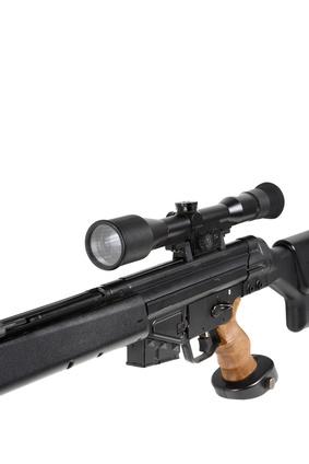 Hvordan justere en Redfield Rifle Scope
