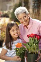Hvordan ha en god lang avstand forhold med en pjokk barnebarn