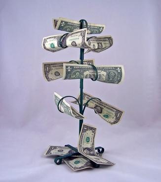 Bursdag gave ideer med penger