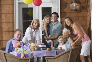 Hvordan Word en 60th Birthday Invitation