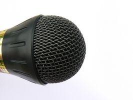 Hvordan kan jeg få den mikrofon for Rock Band til å arbeide på XBox 360 har?