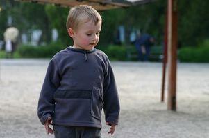 Hvordan takle Autistic barn hjemme