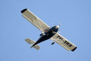 Hjemmelaget ultralette fly Plans