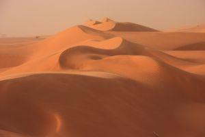 Slik unngår dehydrering i ørkenen