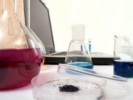Kule Science kjemisk reaksjon Experiments