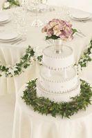 Hvordan finne beskrivelser for Wedding Cake dekorasjoner