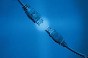 Hvordan koble en Wii til Internett med en USB Network