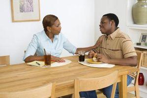 Aktiviteter for å forbedre kommunikasjonen mellom foreldre og tenåringer