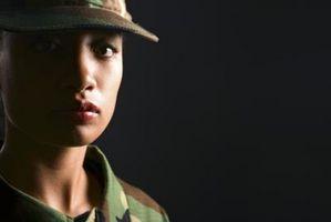 Gaver til de som skal inn i den militære