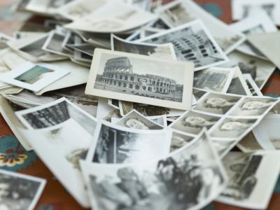Hvordan rydde opp bilder fra 1920-tallet og 1930-tallet