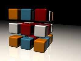 Hvordan lage 3D-modeller for spill