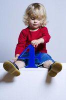 Grunnleggende matematikk bøker for småbarn