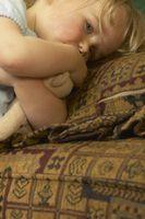 Hvordan stoppe Småbarn fra skrape