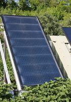Solar Panel Bygg Informasjon