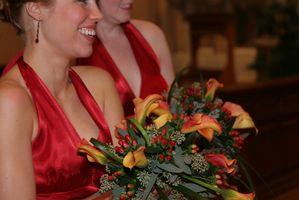 Hvordan velger Wedding Colors