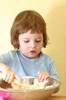Tre kjøkken Verktøy for Kids