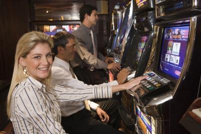 Spilleautomat Instruksjoner