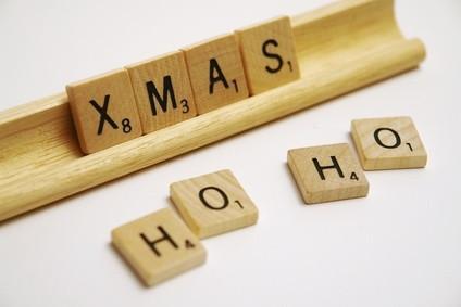 Hvordan lage din egen jule Word-Finn