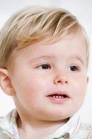 Negative tanker i småbarn