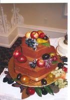 Wedding kaker for Fall Bryllup
