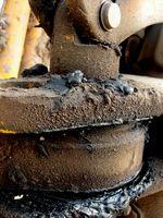 Hvilke produkter er produsert fra olje?