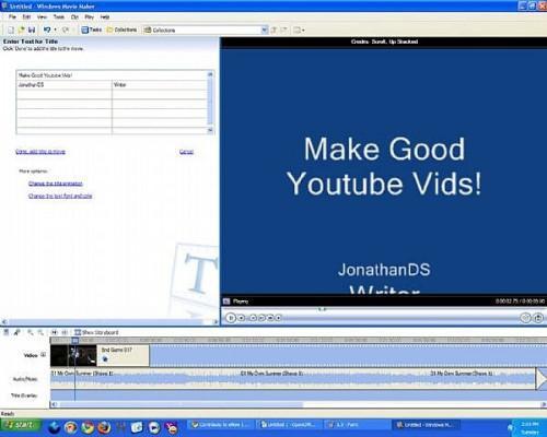 Hvordan lage god YouTube-videoer