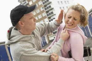 Advarsel tegn på Dating Vold
