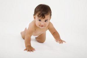Fysiske aktiviteter for Mobile Spedbarn