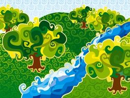 Hvordan forklare Nutrient Cycle i et økosystem