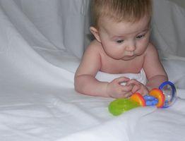 Tummy Time Aktiviteter for spedbarn