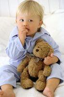 Hvordan lage leker fra klut for småbarn