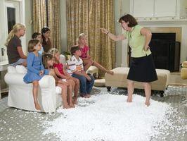 Hvordan få barn til å ta ansvar for sine handlinger