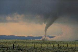 Hvordan gjennomføre en Tornado Drill med barn