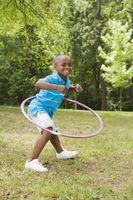 Hvordan lage en Barnas Hula Hoop