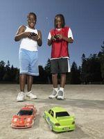 Hvordan bygge Racing RC biler