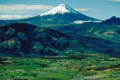Klassifisering av Volcanoes